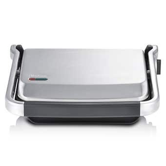 Sunbeam Café Press® Sandwich Press Stainless Steel