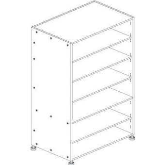 Principal Pantry Cabinet 900mm