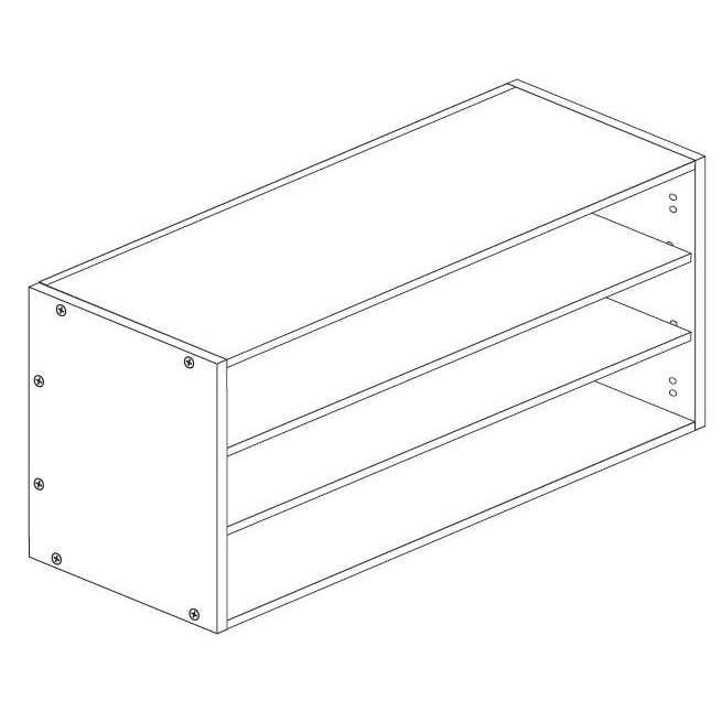 Principal Wall Cabinet Short 800mm