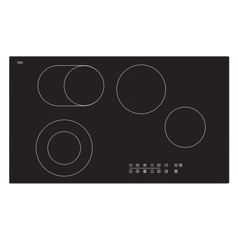 Venini  4 Zone Ceramic Cooktop 900mm