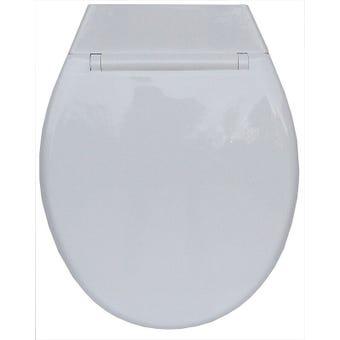 Haron Meriton Toilet Seat White