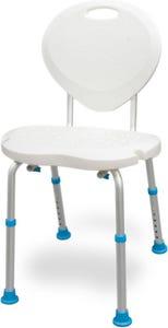 Aquasense Bath Seat Adjustable with Backrest