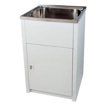 Everhard Classic Laundry Tub & Cabinet 45L