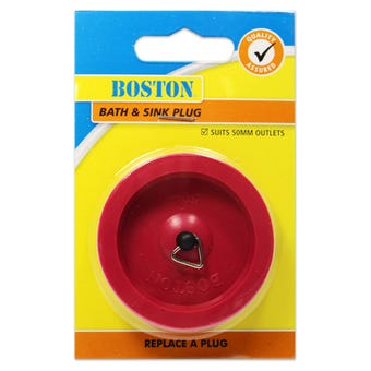 BOSTON Bath & Sink Plug 50mm