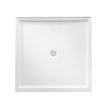 Marbletrend Flinders Polymarble Shower Base 1500 x 900mm
