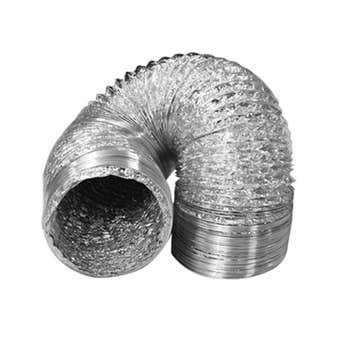 Deflecto Supurr-Flex Duct 125mm x 3.6m