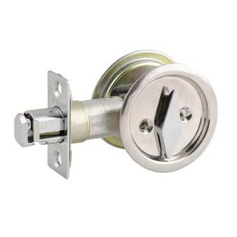 Lane Upgrade Cavity Slider Privacy Polished Stainless Steel