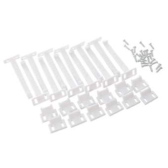 Dreambaby Safety Catches - 12 Pack