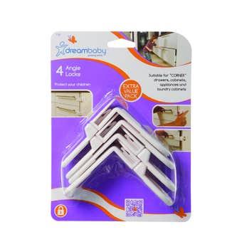 Dreambaby Angle Locks - 4 Pack
