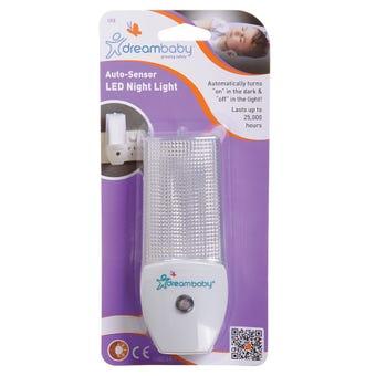 Dreambaby Auto-Sensor LED Night Light