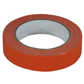 Tape Flagging Orange 25mm x 100m