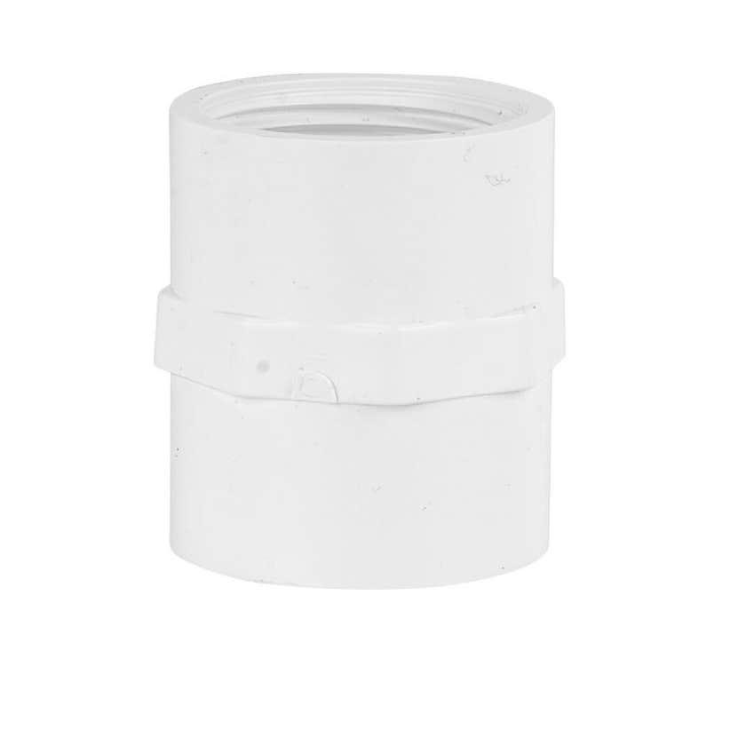 "Holman PVC Pressure Faucet Socket 25mm x 1"""