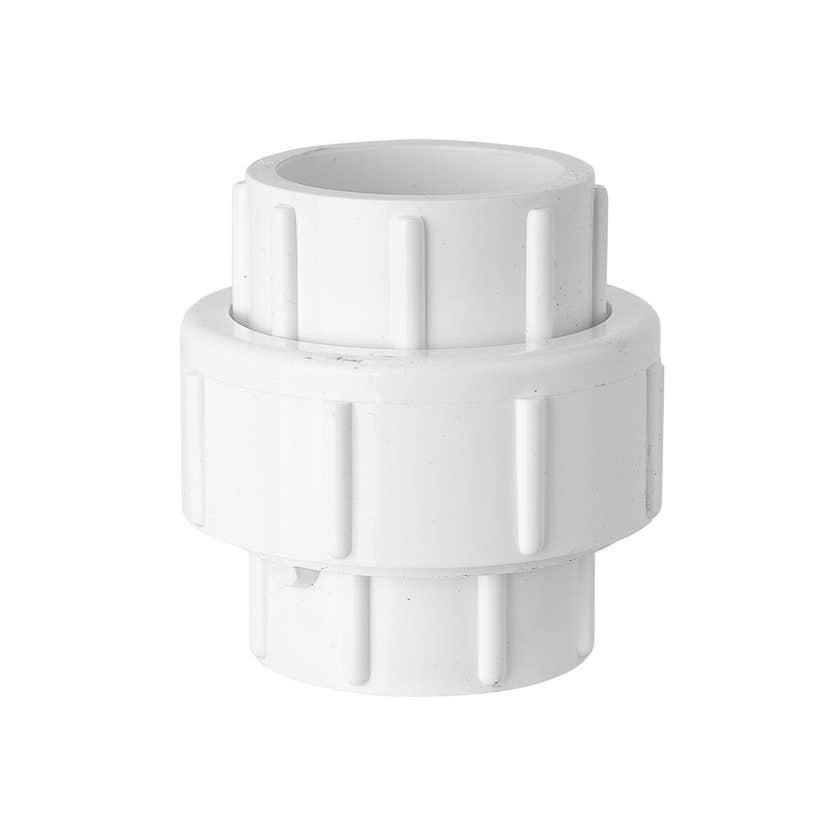 Holman PVC Pressure Barrel Union 40mm