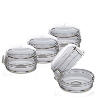 Dreambaby Stove & Oven Knob Covers - 4 Pack