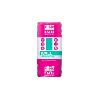 Pink Batts R2.0 Insulation Wall Batts 1160 x 430mm Pack 24