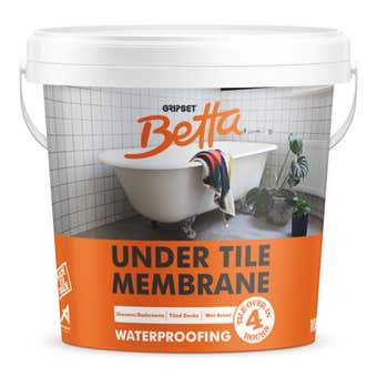Gripset Betta Under Tile Waterproofing Membrane 4L