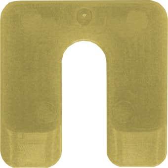 Macsim Window Packers Ochre 5 x 75mm - Box of 450