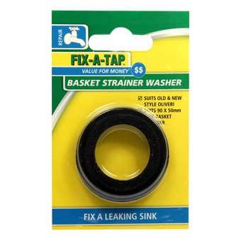 FIX-A-TAP Basket Strainer Washer Suits Oliveri