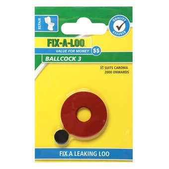 FIX-A-LOO Ballcock 3 Washer