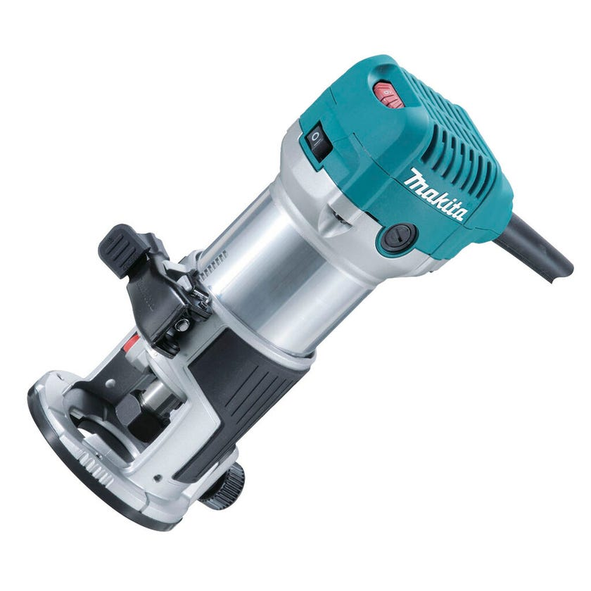 Makita 700W Trimmer Router 6.35mm