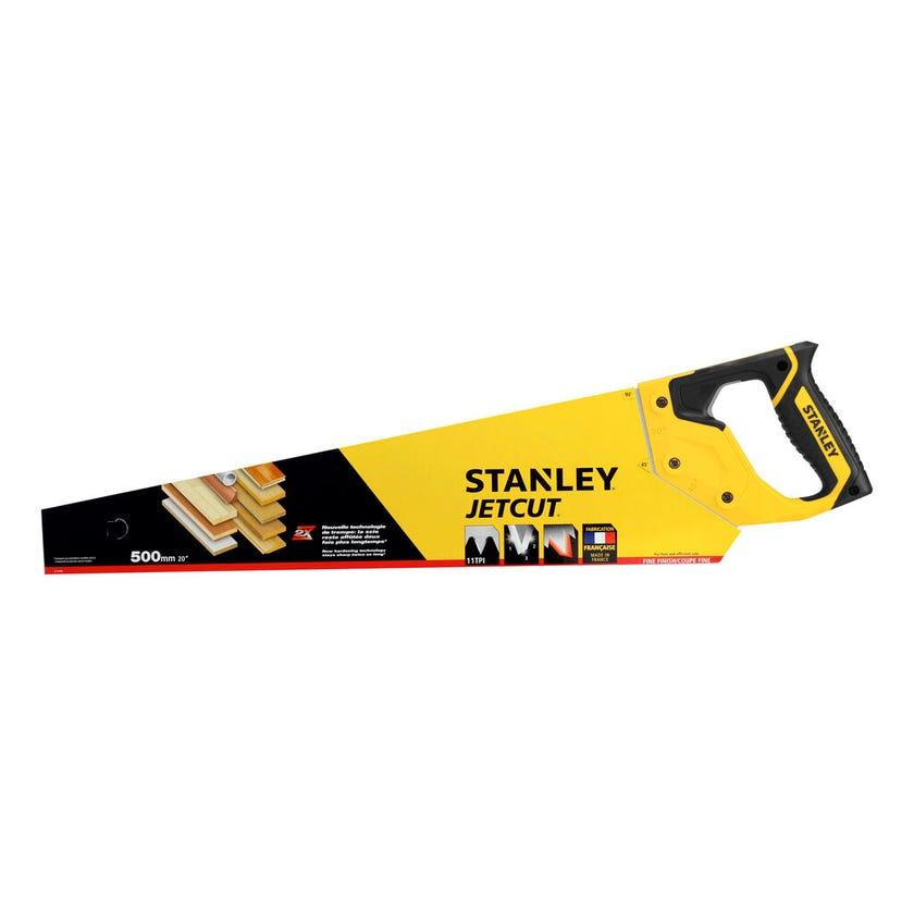 Stanley Jetcut Handsaw 500mm 11 TPI