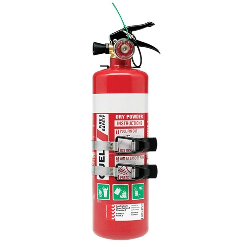 Quell Auto/Marine Fire Extinguisher 1kg