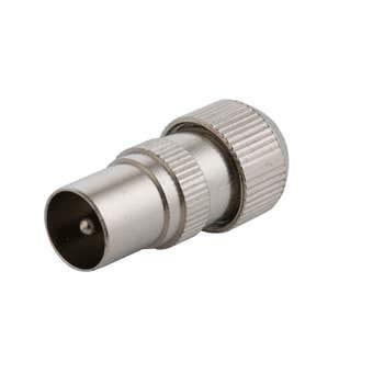 Antsig Plug Coax Male