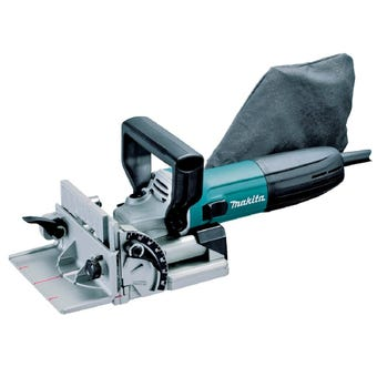 Makita 590W Plate Joiner Biscuit Cutter 100mm