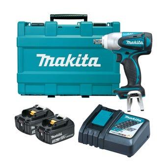 Makita 18V 3.0Ah Impact Wrench Kit DTW251RFE