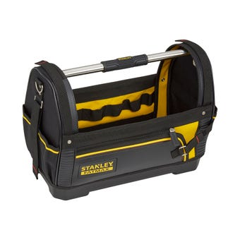 Stanley FatMax Open Mouth Tote Tool Bag 48cm