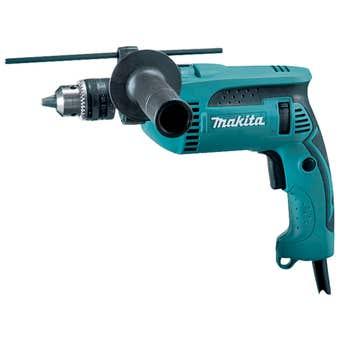 Makita 680W Hammer Drill Driver 13mm HP1640KSP