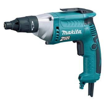 Makita 570W 5mm Drywall Screwdriver 6.35mm