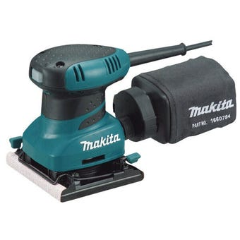 Makita 200W Finishing Sander 140mm