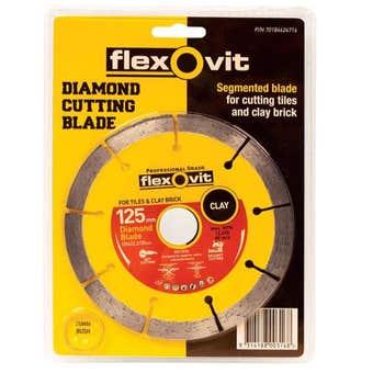 Flexovit Diamond Blade 125mm