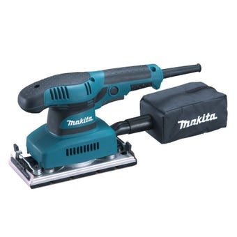 Makita 190W 1/3 Sheet Orbital Sander 253mm