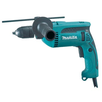 Makita 680W Hammer Drill Driver 13mm HP1641KSP