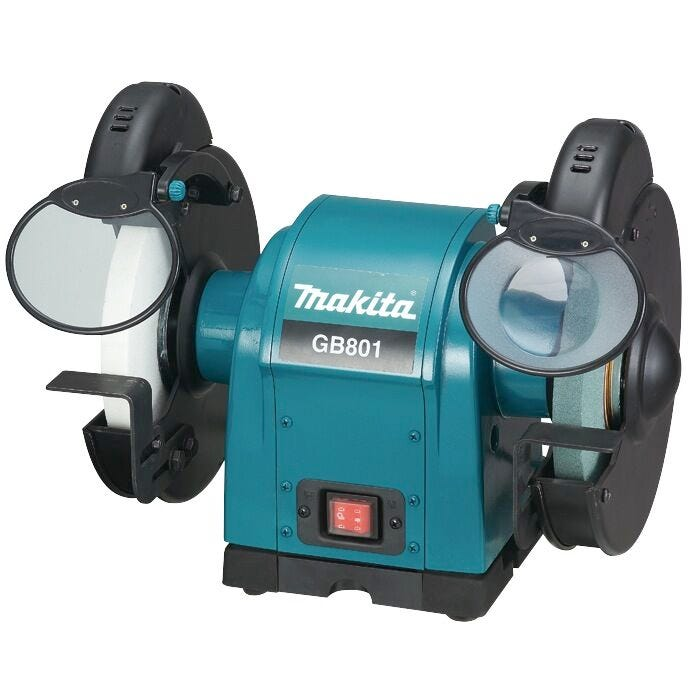 Makita 550W Bench Grinder 205 x 19mm