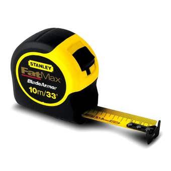 Stanley FatMax Tape Measure 10m
