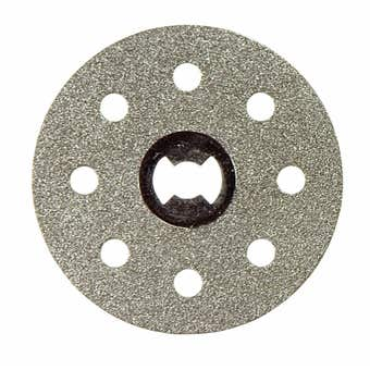 "Dremel EZ Lock Diamond Wheel EZ545 1-1/2"""