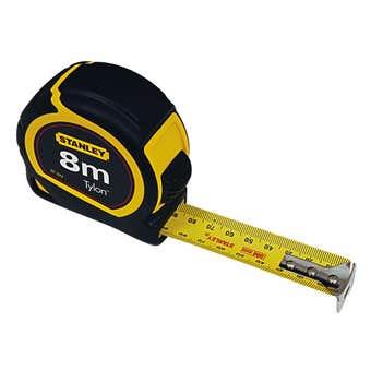 Stanley Tylon Tape Measure Metric 8m