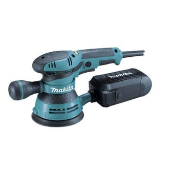 Makita 300W Random Orbital Sander 125mm