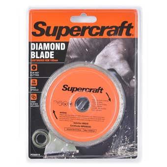 Supercraft Diamond Blade Continuous 105mm