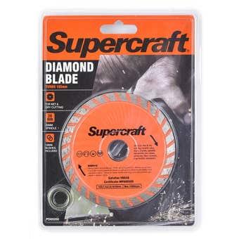 Supercraft Diamond Blade Turbo 105mm