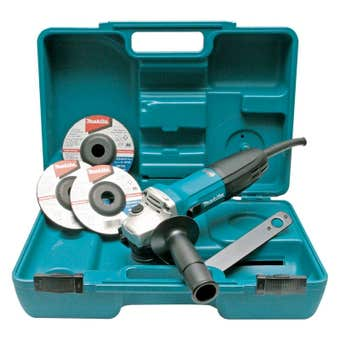 Makita 720W Angle Grinder with Case 125mm