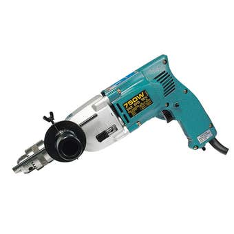 Makita 750W Hammer Drill Driver with Case 13mm