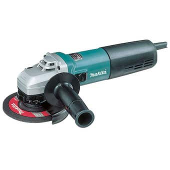 """Makita 1400W Angle Grinder 125mm (5"""") 9565CV"""