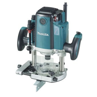 Makita 2100W Plunge Router 12.7mm
