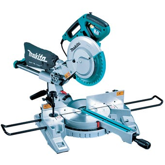 Makita 1400WSliding Compound Mitre Saw 260mm