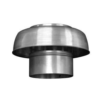 Deflecto Roof Mushroom Cowl 125mm
