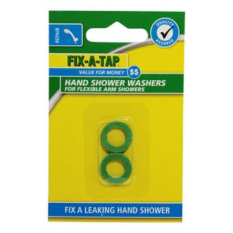 FIX-A-TAP Flexible Arm Hand Shower Washers